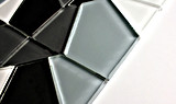 Het populaire Mozaïek van het Glas van het Kristal van Fabrikant Foshan