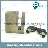 小さい銅の長方形のAutobicycleディスクロック