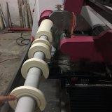 Machine de découpage de conduite de bande de tube simple