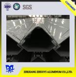 6000의 공기 상태를 위한 시리즈에 의하여 양극 처리된 알루미늄 단면도는, 알루미늄을 단면도 a 내민다 열 끊는다