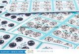Кнопки стержня давления джинсыов металла, кнопки стержня давления фабрики стандарт качества рынка оптовой немецкий