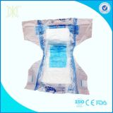 Fábrica mullida China de los pañales del bebé del bebé del tacto suave de la comodidad soñolienta seca del pañal