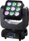 세륨을%s 가진 단계를 위한 광속 세척 LED 이동하는 맨 위 빛