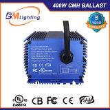 Hydroponic 400W CMH 저주파는 가벼운 전자 밸러스트를 증가한다