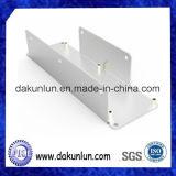 Pièces de machines centrales en aluminium pour l'interpréteur de commandes interactif de pouvoir