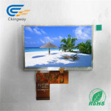 "4.3 "" 200 CD/M2 RGB Ili6480 TFT Typ LCD-Touch Screen mit Rtp"