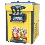 Générateur de crême glacée commercial de trois saveurs