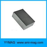 Le nickel a enduit les aimants N52 de bloc de néodyme du pouvoir intense