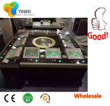 Máquina estupenda del vector de la rueda de ruleta del hombre rico del casino profesional para la venta