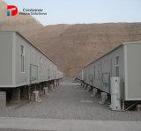 Casa prefabricada prefabricada de la estructura de acero para la venta