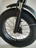 [20ينش] دهن يطوي كهربائيّة [إ] درّاجة مع يخفى بطارية
