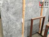 建築材料の中国の起源の自然な石造りのパスカルの灰色の大理石のカウンタートップの大理石の平板