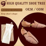 快適な木製の靴の伸張器、靴の木