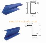 Rolo de aço do Purlin de Z que dá forma à maquinaria com estaca e perfuração hidráulicas