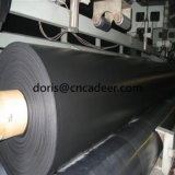 Rolo Geomembrane do preto do HDPE com resistente UV