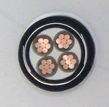 XLPE изолировало силовой кабель стальной ленты Armored обшитый PVC