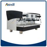 Profissional Kt11.2 dois grupos da máquina comercial do café do café