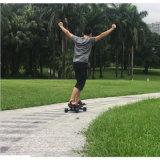 원격 제어를 가진 사륜 각자 균형 전기 스케이트보드
