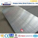 El precio de fábrica laminó la placa de acero inoxidable de 304 rayitas