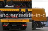 Straßen-Kehrmaschine-Fahrzeug, Straßen-Reinigungs-Fahrzeug mit Edelstahl-Abfall-Zufuhrbehälter