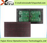옥외 복각 P10는 빨간 높은 광도 스크린 모듈 전시를 골라낸다