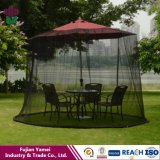 Al aire libre 7,5, 9, 11 pies paraguas Tabla Pantalla Mosquitera