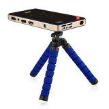 Proyector androide elegante portable video casero de WiFi TVAD mini