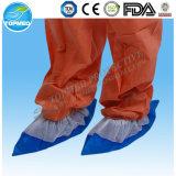 Antibeleg-Laborsicherheits-nichtgewebter Schuh-Wegwerfdeckel