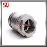 Tornio di giro Wdkc del metallo del motore di precisione del pezzo meccanico di CNC