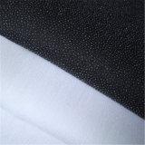 Kleid Twill Weave Woven Fusible Interlining Fabric für Ladys Wear