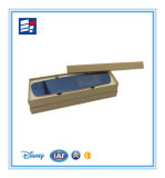 عالة سوداء مغنطيسيّة رفاهية ورق مقوّى تعليب يعبّئ صندوق