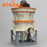 単一シリンダー油圧移動式円錐形の粉砕機(GPY100)