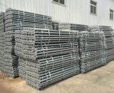 Упорка регулируемой поддержки лесов стальная для форма-опалубкы конструкции