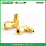 Guarnición de cobre amarillo de la flama de la venta al por mayor de la garantía de calidad (IC-9094)