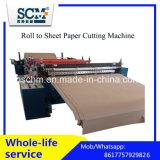 Автоматический бумажный автомат для резки крена