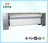 Máquina passando elétrica de lavagem de rolo de aquecimento do equipamento da lavanderia com ISO 9001