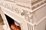 ホテルの家具美しいLEDの軽く鮮やかな炎の電気暖炉(328B)
