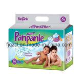لطيف الطباعة Clothlike السينمائي Panpanle العلامة التجارية حفاضات الطفل وسادة