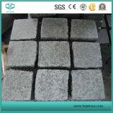 G684 базальт, черный базальт, темный гранит для вымощая камня/Cubestone/камня Cobble