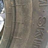 Gomma industriale 16.9-28 12.5/80-18 per il caricatore della rotella di Backhole