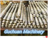 Tornillos de la cara de la maquinaria de Guchuan, a través de los tornillos para los recambios de los cortacircuítos hidráulicos