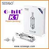 Il nuovo modo di Seego G-Ha colpito K1 Vape con il serbatoio di vetro