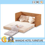 Japanese All Wicker Elegant Outdoor Leisure Lounge Chaise