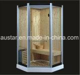De stevige Houten Zaal van de Sauna met Aangepaste Grootte (bij-8626)