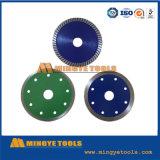 Lâmina de corte de diamante sinterizada para cerâmica e mármore