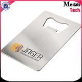 Chine OEM Polish Metal Card Card Opener