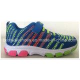 Ботинки спортивный ботинок Flyknit ботинок малышей ботинок детей удобные для девушки мальчика
