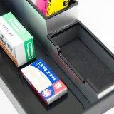 Il supporto di alluminio della penna di combinazione ha impostato per memoria da tavolino della cancelleria