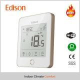 De slimme het Verwarmen Afstandsbediening van WiFi van Thermostaten Rooom voor Ios/de Androïde Telefoon van de Cel