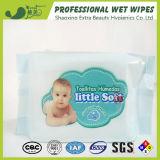 Forme humide régénératrice Shaoxing de Towelette de bébé de Bath de Moisting
